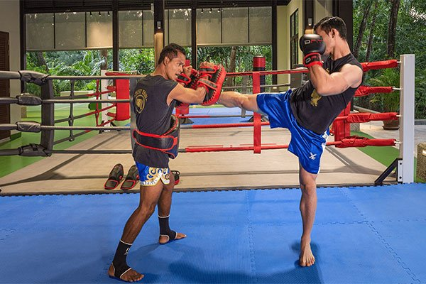 thai mixed martial arts